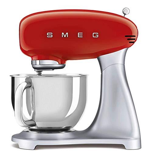 Smeg SMF02RDEU robot da cucina in acciaio inossidabile