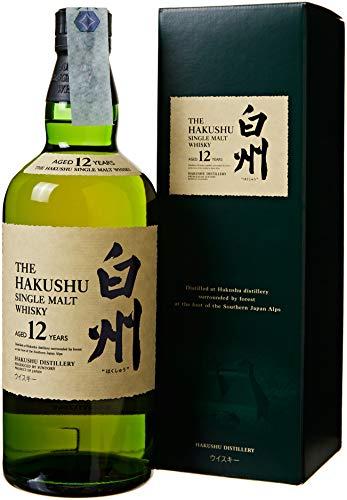 Hibiki Distillery Hakushu Japanese Single Malt 12 Anni Old - 700 ml