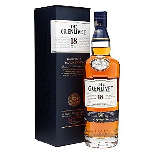 The Glenlivet cl 18Y cl70