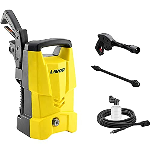 Lavor One 120 - Idropulitrice ad Acqua Fredda, 120 bar max, 330 litri/ora max, Potenza assorbita 1700 W max