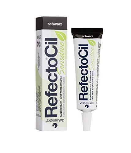Refectocil, tinta Sensitive per ciglia e sopracciglia, 15ml, colore: Medium Brown