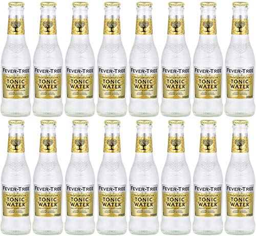 Fever-Tree Premium Indian Tonic Water 16 x 200ml