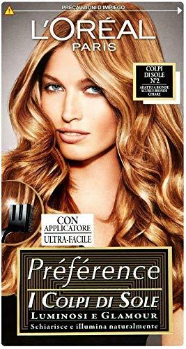 L'Oréal Paris Préférence Colpi di Sole Capelli 2 Bionde Scure e Chiare