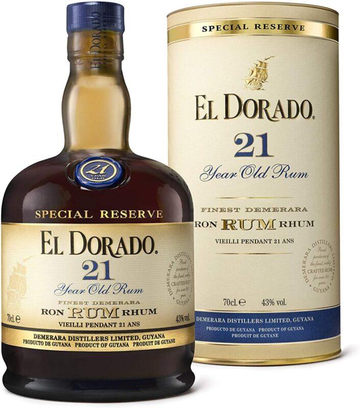 El Dorado 21 anni