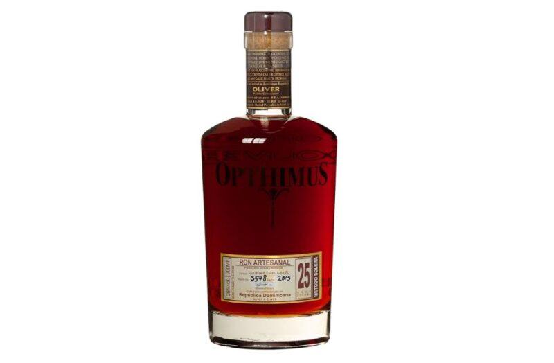 opthimus 25 anni rum