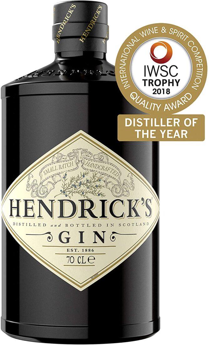 Hendrick_s gin