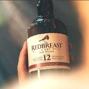 Red Breast 12 anni old pure pot still Irish Whiskey