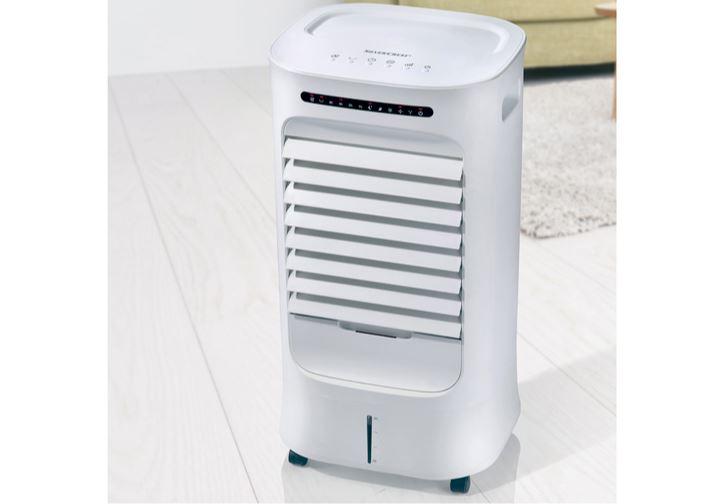 Climatizzatore portatile Lidl Silvercrest. Condizionatore. Opinioni. Recensioni 3