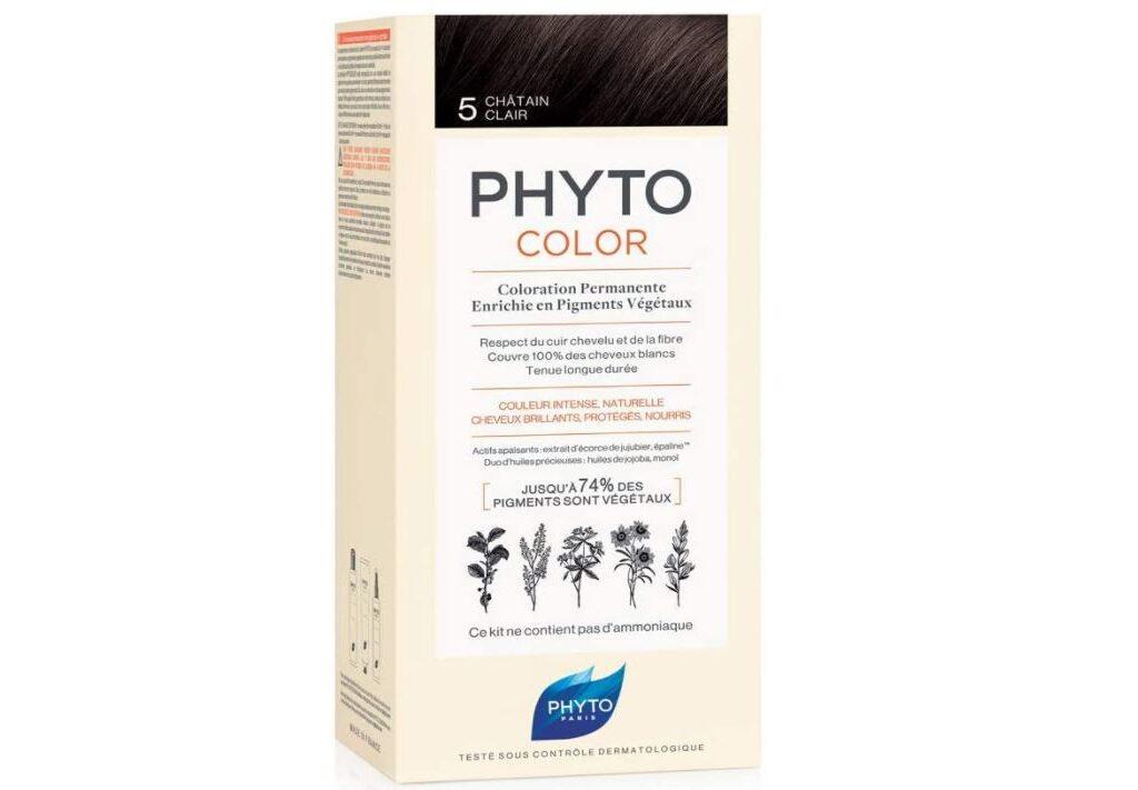 Phytocolor Colorazione permanente senza ammoniaca