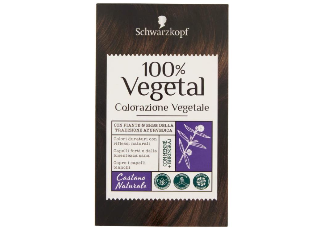 Schwarzkopf tinta vegetale