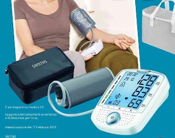 misuratore di pressione Lidl