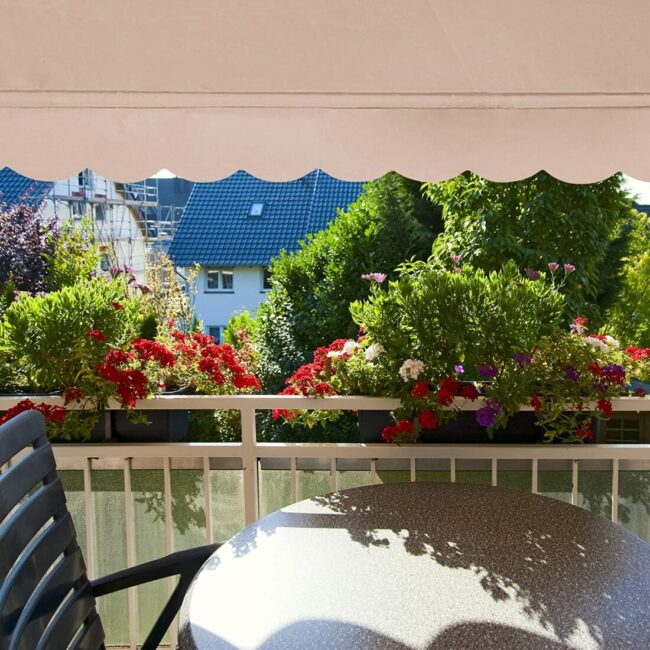 ombrellone da balcone
