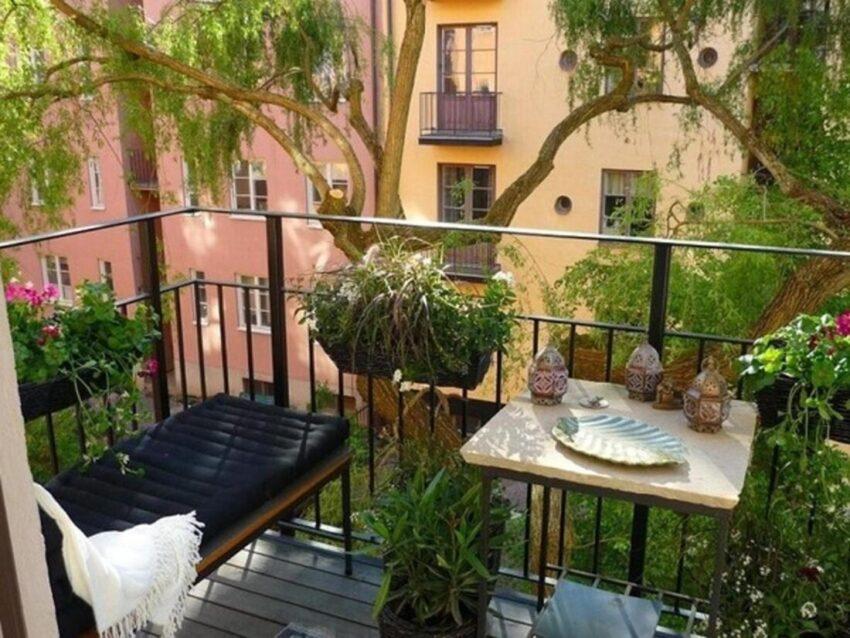 tavolino da balcone
