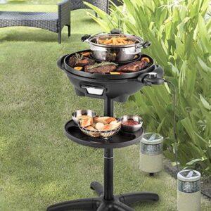 barbecue da balcone klarstain 1