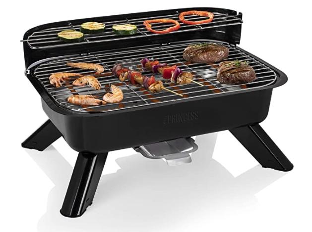 barbecue ibrido process